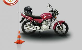 """Обучение по категории """"А"""" мотоциклы."""